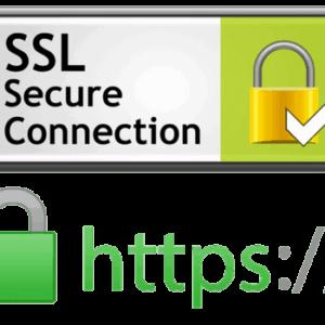 Positive SSL Certificate secures your site information