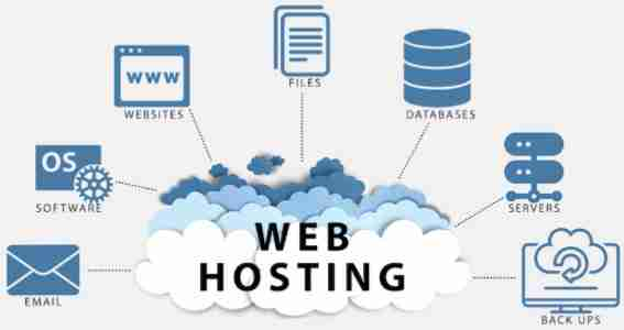 web hosting - fast and reliable