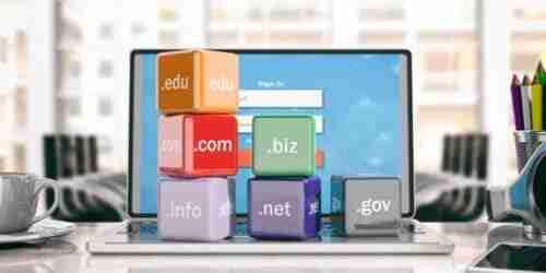 Domain Registration - choose your website name